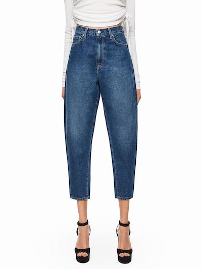 Pepe Jeans Jeans 'Dua Lipa CASEY' in blau, Modelansicht
