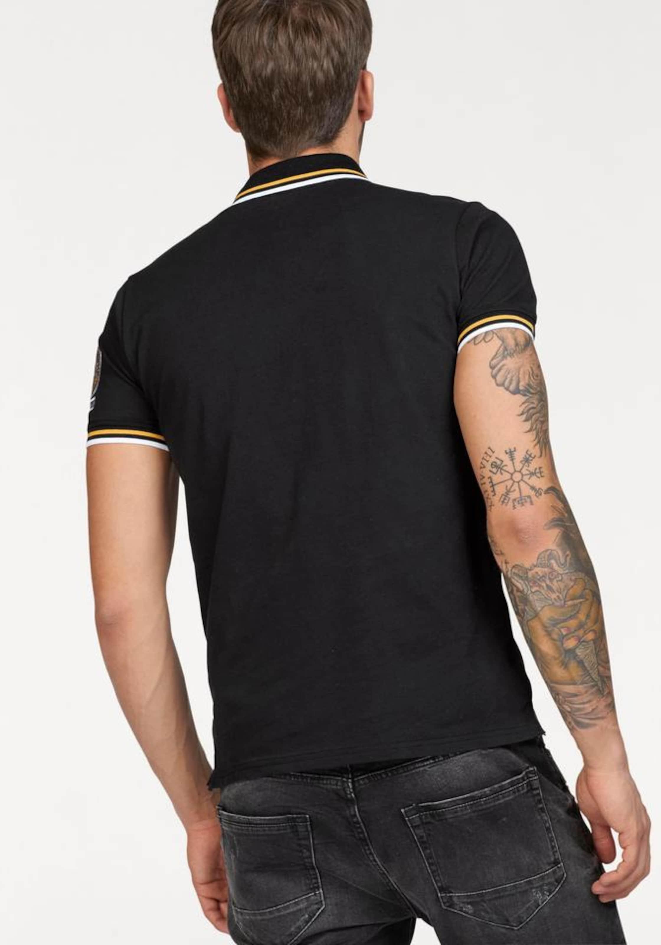 BRUNO BANANI Poloshirt Billig Verkaufen Viele Arten Von Verkauf 2018 Neue Kauf Verkauf Online qPdrRBCSTD