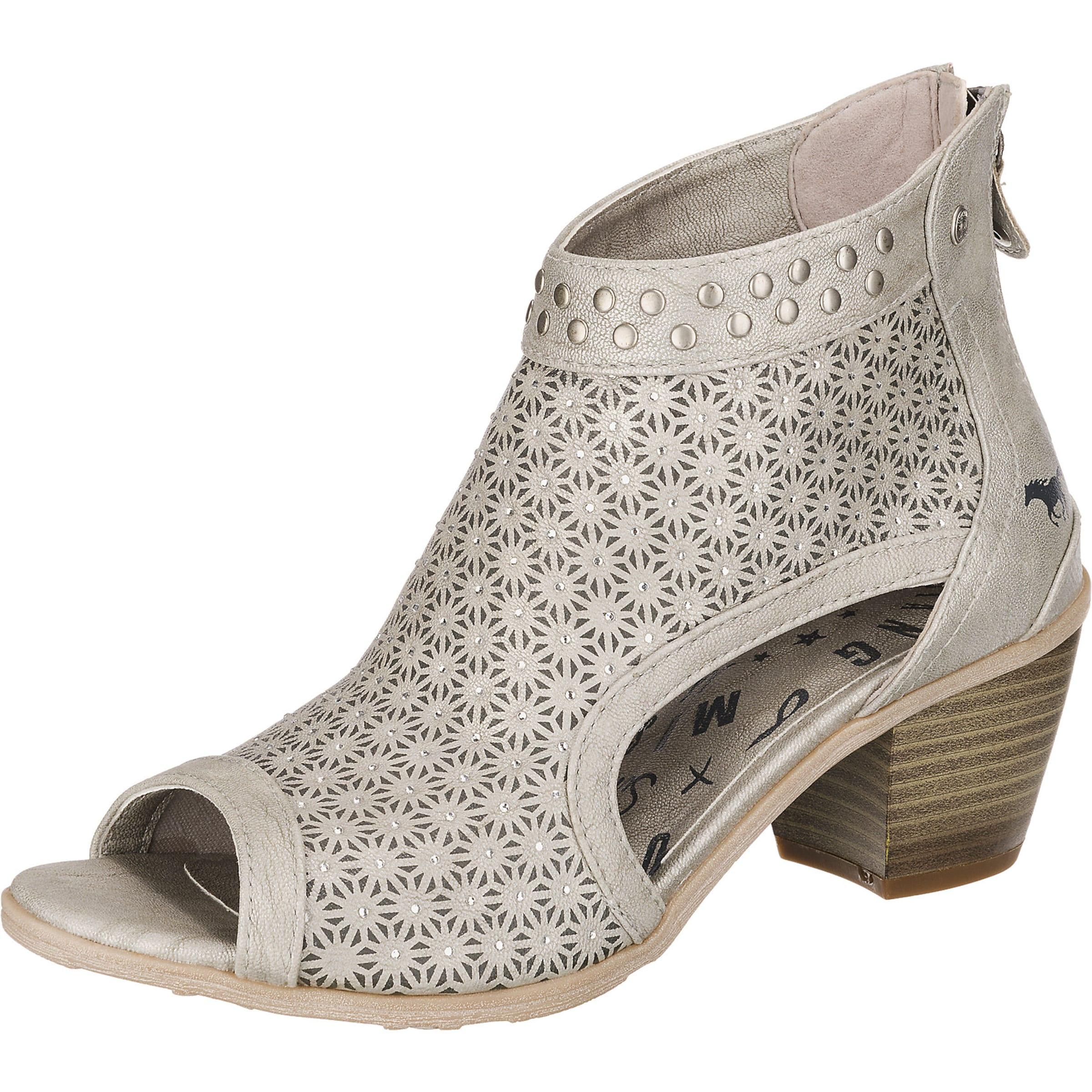 MUSTANG Sandalette Günstige und langlebige Schuhe