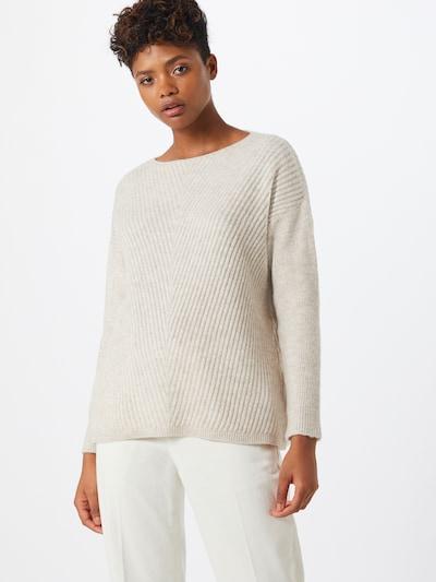 MORE & MORE Pullover in ecru, Modelansicht