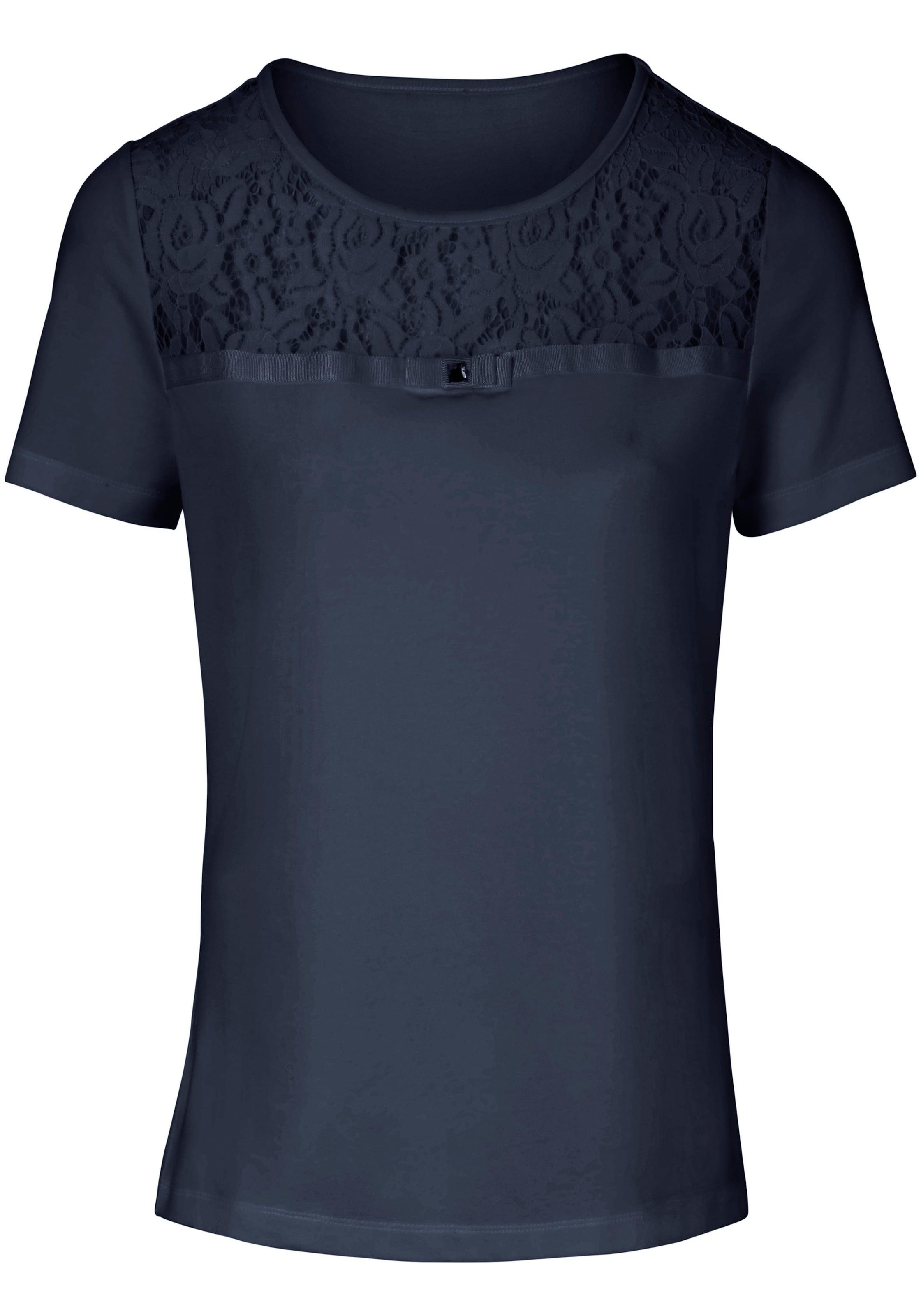 Uta Raasch Shirt Dunkelblau Uta In Raasch ulJ3TcFK1