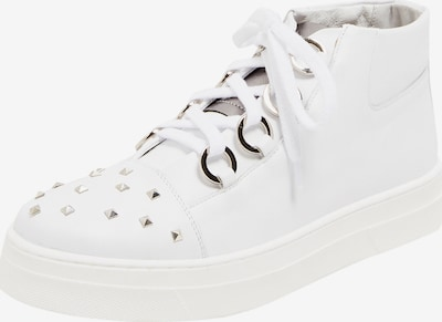 FELIPA Sneaker in silber / weiß, Produktansicht