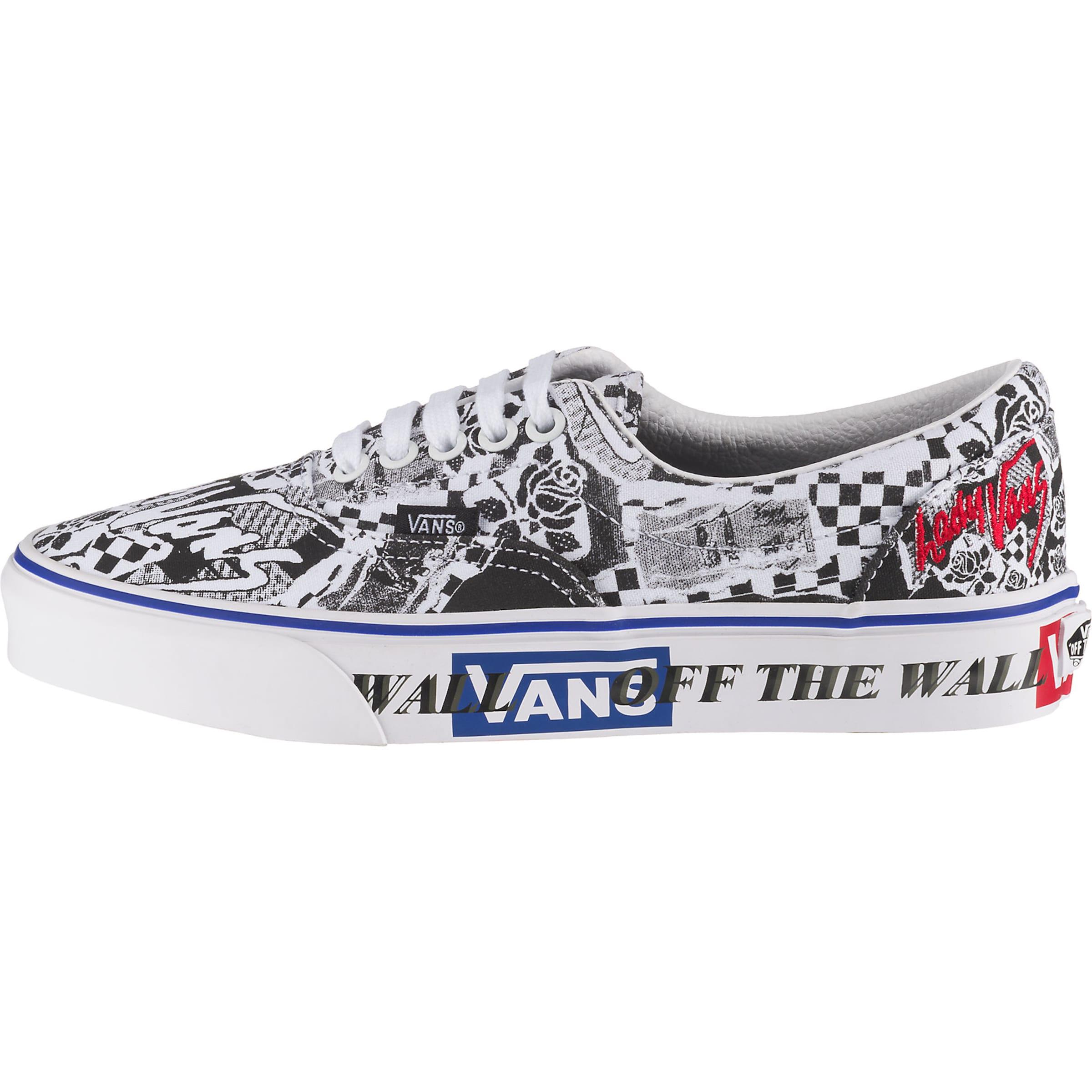 Vans In SchwarzWeiß 'ua Low Era' Sneakers knw0OP