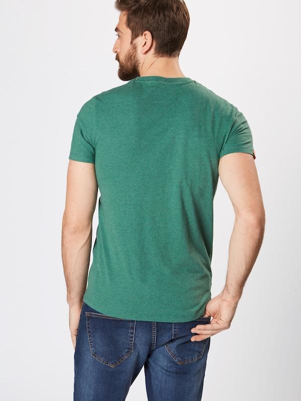Superdry En Vert shirt T Superdry zMpSUqVG