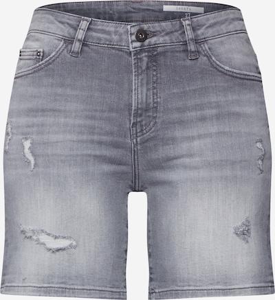 EDC BY ESPRIT Jeans in grey denim / hellgrau, Produktansicht