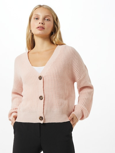 VERO MODA Kardigan 'Lea' u roza, Prikaz modela