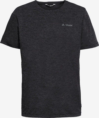 Tricou funcțional 'Essential' VAUDE pe gri bazalt, Vizualizare produs