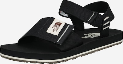 THE NORTH FACE Outdoorsandale 'W SKEENA SANDAL ' in schwarz / weiß, Produktansicht