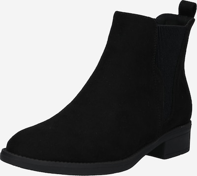 ABOUT YOU Chelsea Boots 'Fine' i sort, Produktvisning
