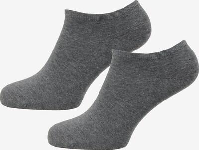 TOMMY HILFIGER Sneakersocken in dunkelgrau, Produktansicht