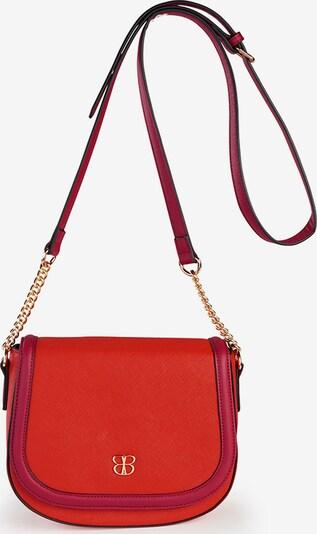 Basler Handtasche in pink / orangerot, Produktansicht
