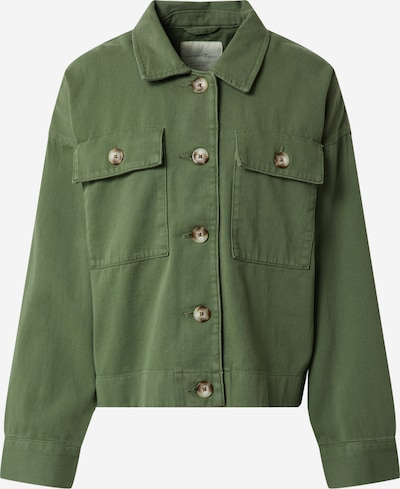 TOM TAILOR DENIM Jacke in khaki, Produktansicht
