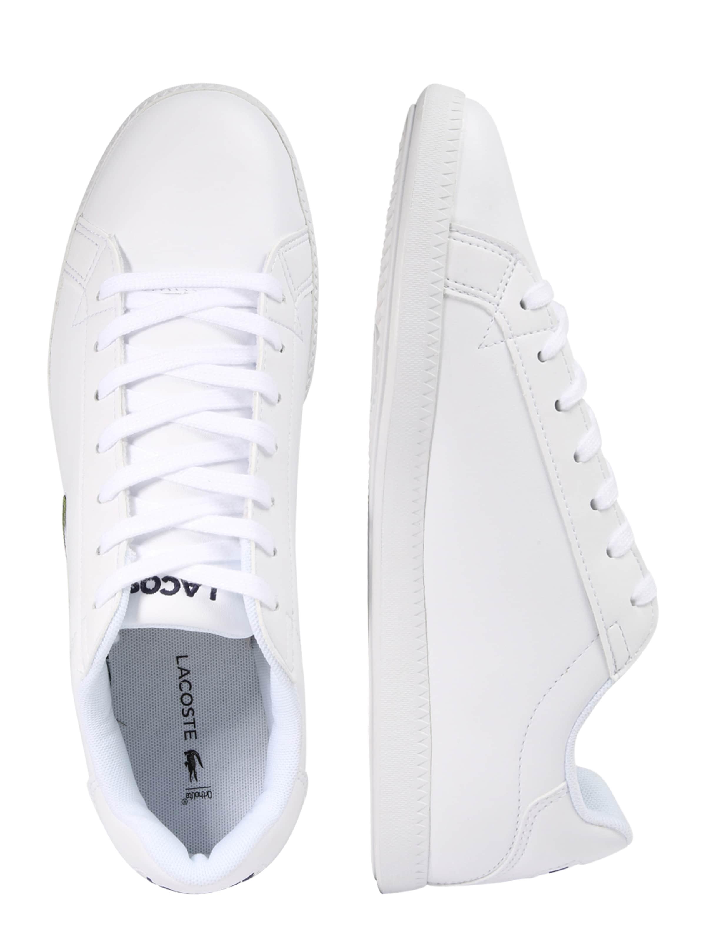 In In Sneaker Sneaker Lacoste Lacoste 'graduate' 'graduate' Weiß n0PX8Okw