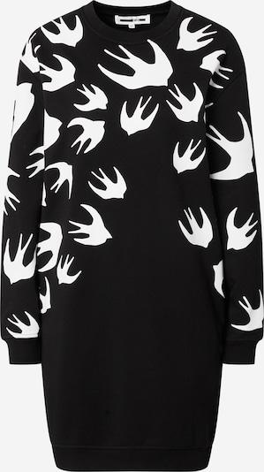 McQ Alexander McQueen Haljina u crna / bijela, Pregled proizvoda