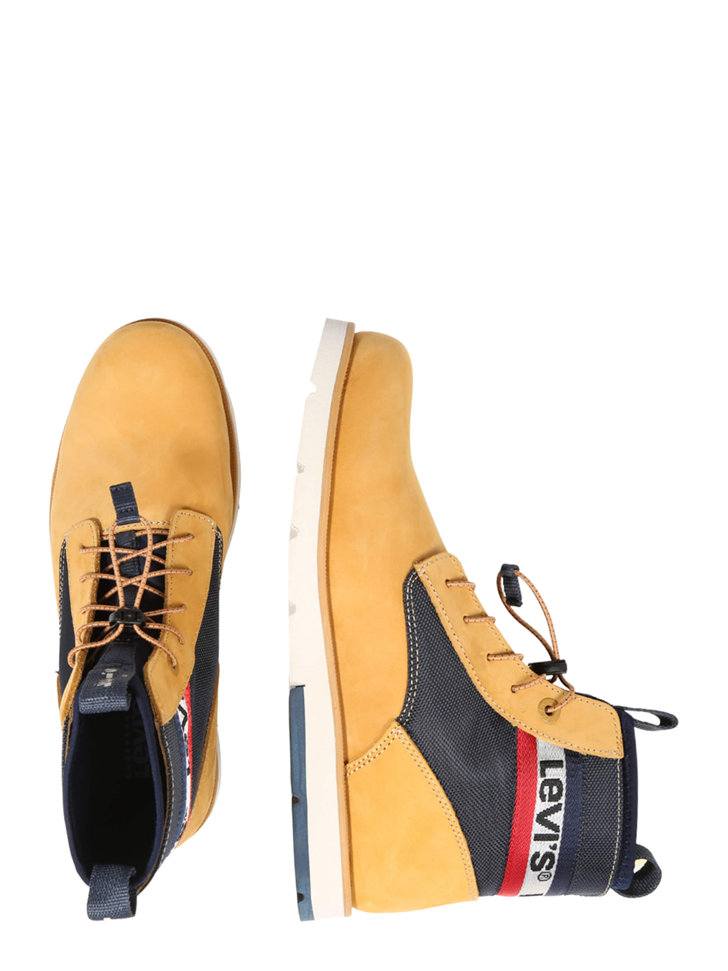 Lite Sportswear' In 'jax Levi's Stiefel HellbeigeSchwarz Rc5Lq34Aj