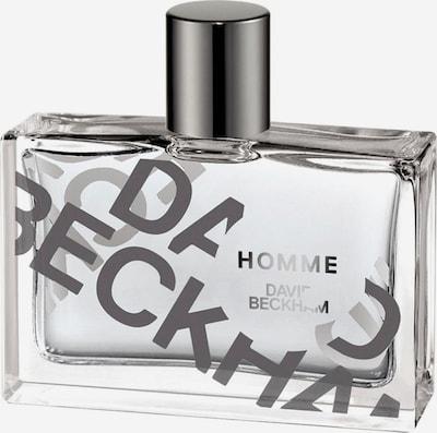 David Beckham Eau de Toilette 'Homme' in transparent, Produktansicht