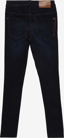 Džinsai iš NAME IT , spalva - tamsiai (džinso) mėlyna: Vaizdas iš galinės pusės