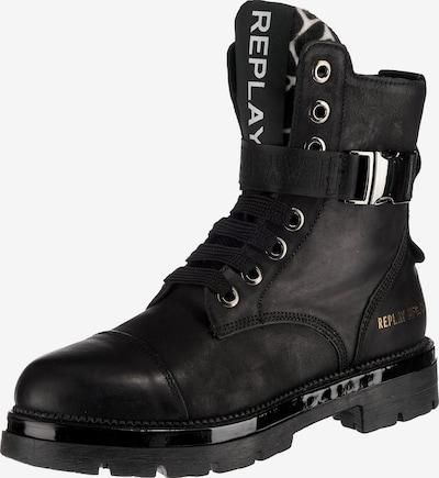 REPLAY Boots in schwarz, Produktansicht