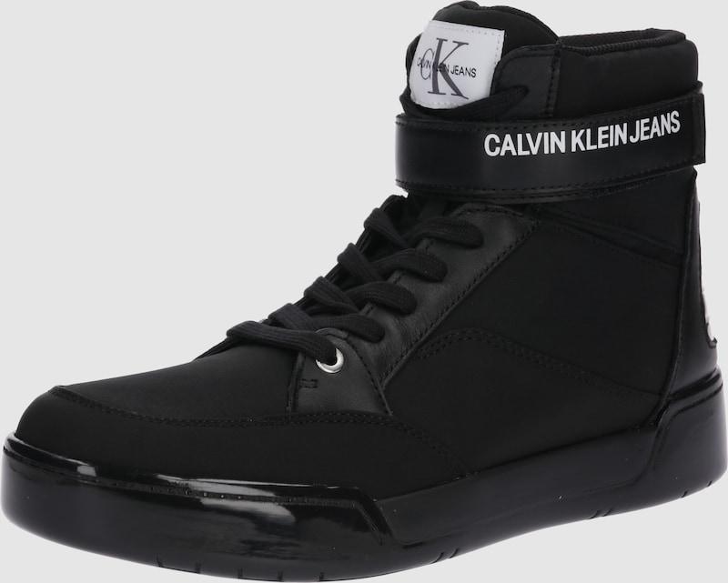 Calvin Klein Jeans Sneaker Sneaker Jeans High 'NIGEL' d40556