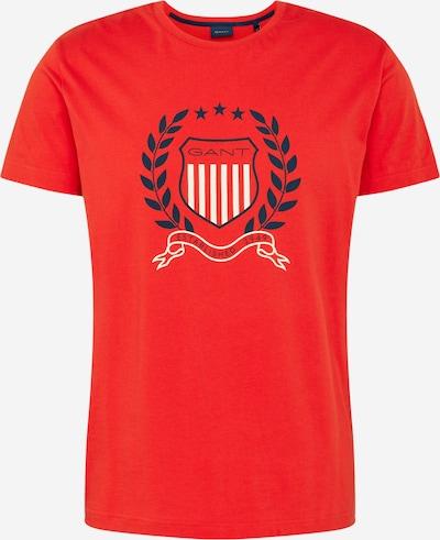 GANT T-Shirt in blau / rot / weiß, Produktansicht