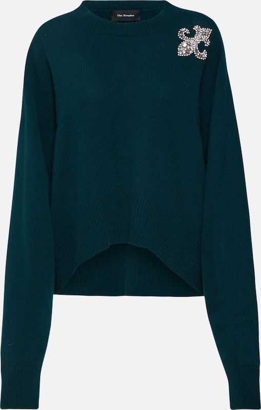 Pull over The Kooples En Vert 35jLA4Rq