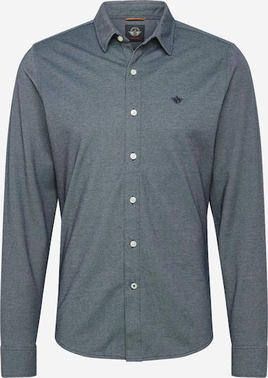 Dockers Overhemd '360 Ultimate Button Up' in de kleur Smoky blue, Productweergave