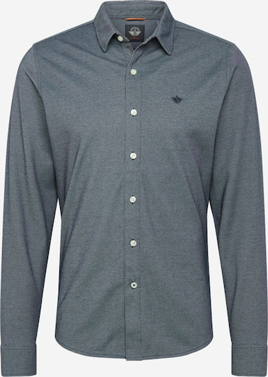 Dockers Overhemd '360 Ultimate Button Up' in Smoky blue Qs1GXFGQ