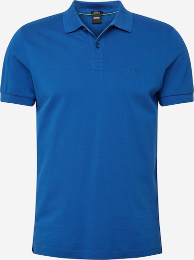 BOSS ATHLEISURE Shirt in blau, Produktansicht