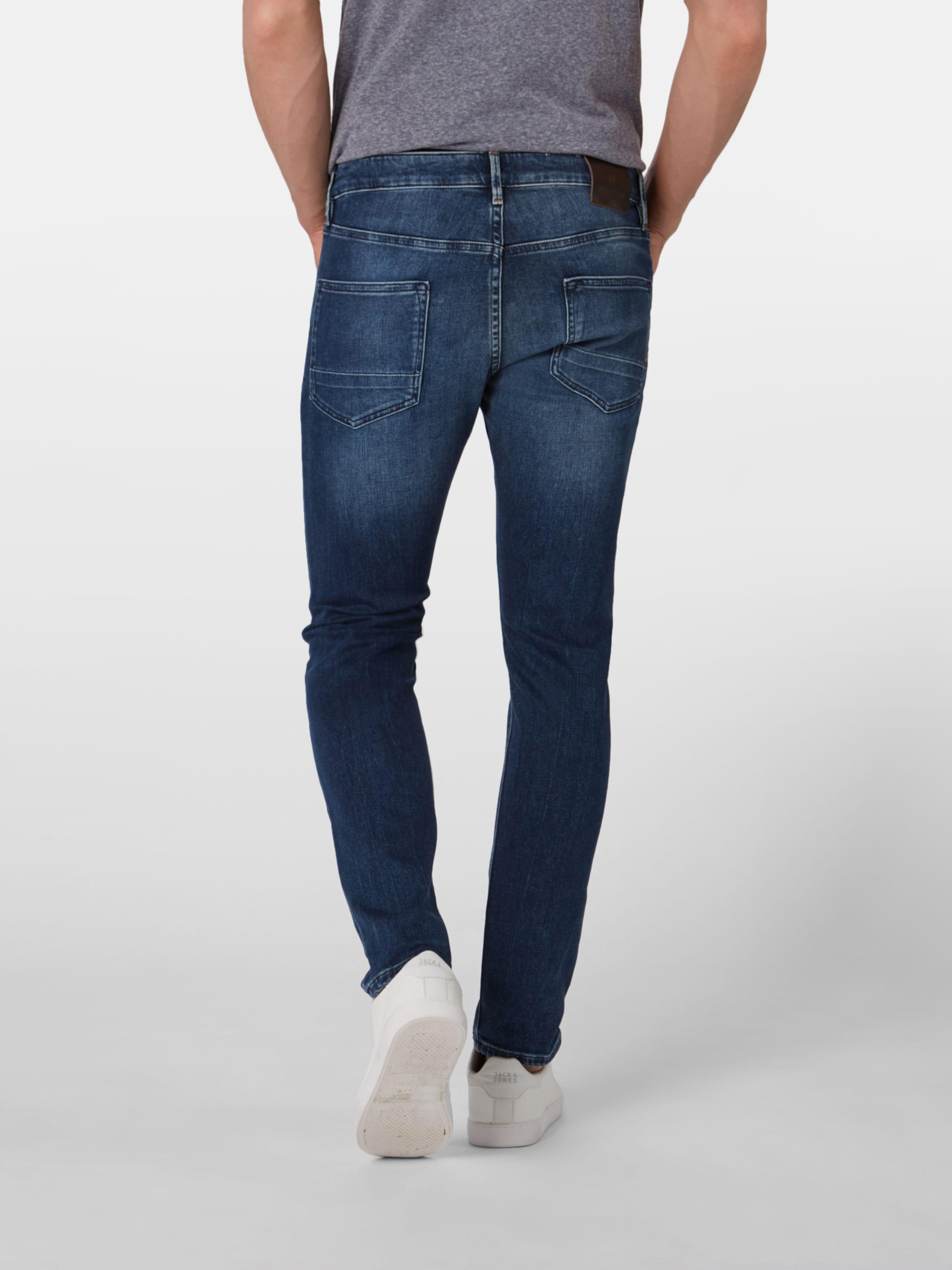 Blue 'tye' Denim Scotchamp; Jeans In Soda wZn0k8PXNO