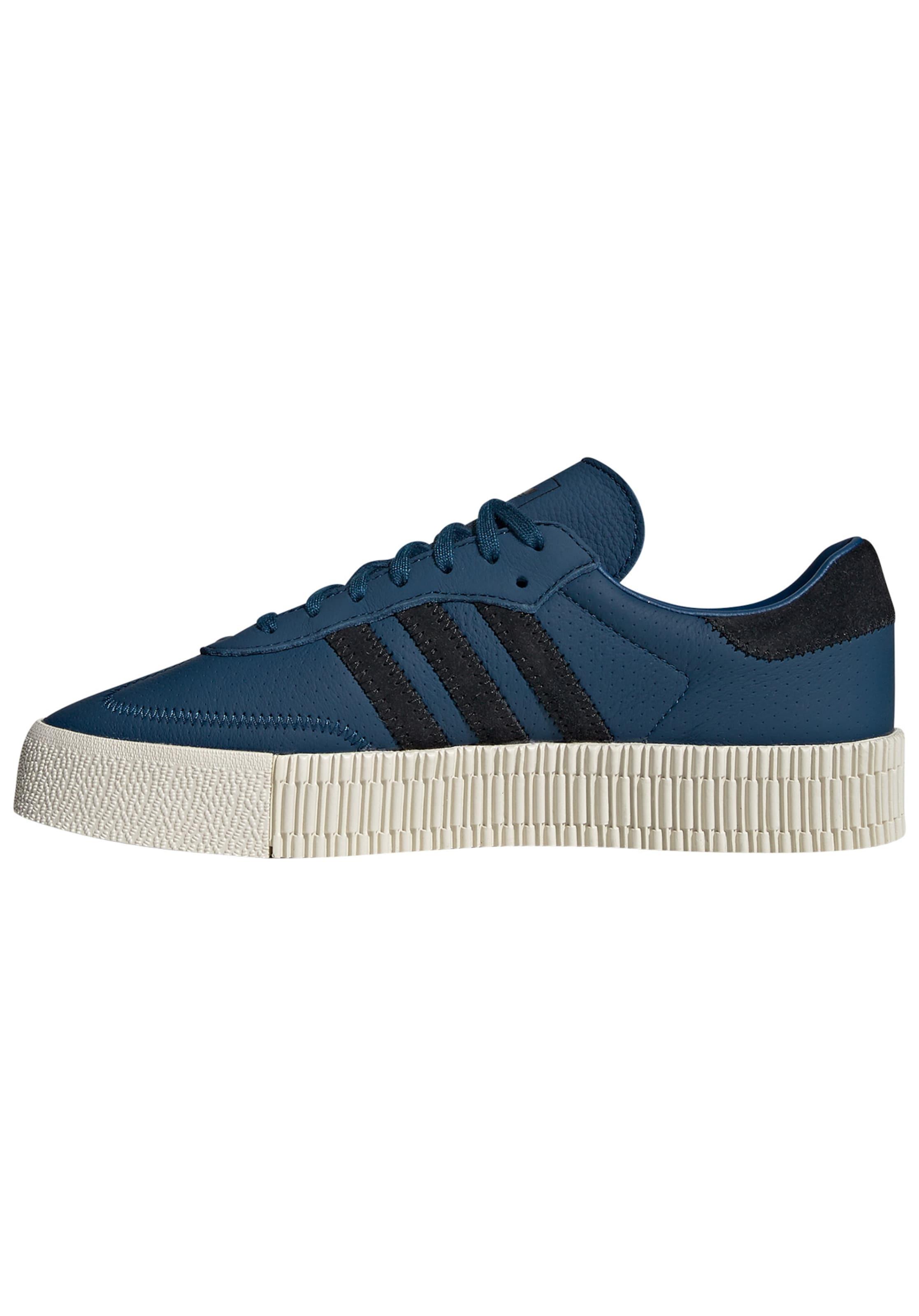Sneaker In BlauSchwarz Adidas Originals 'sambarose' f6yv7gYmIb