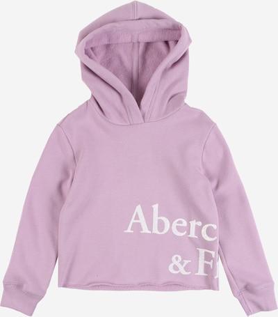 Abercrombie & Fitch Sweat-shirt en lilas, Vue avec produit