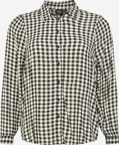 Bluză Zizzi pe negru / alb, Vizualizare produs