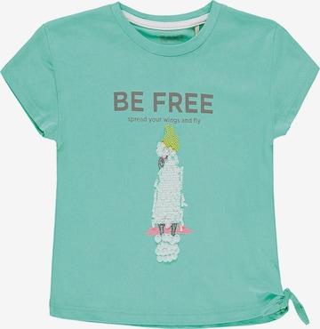KANZ Shirt in Grün