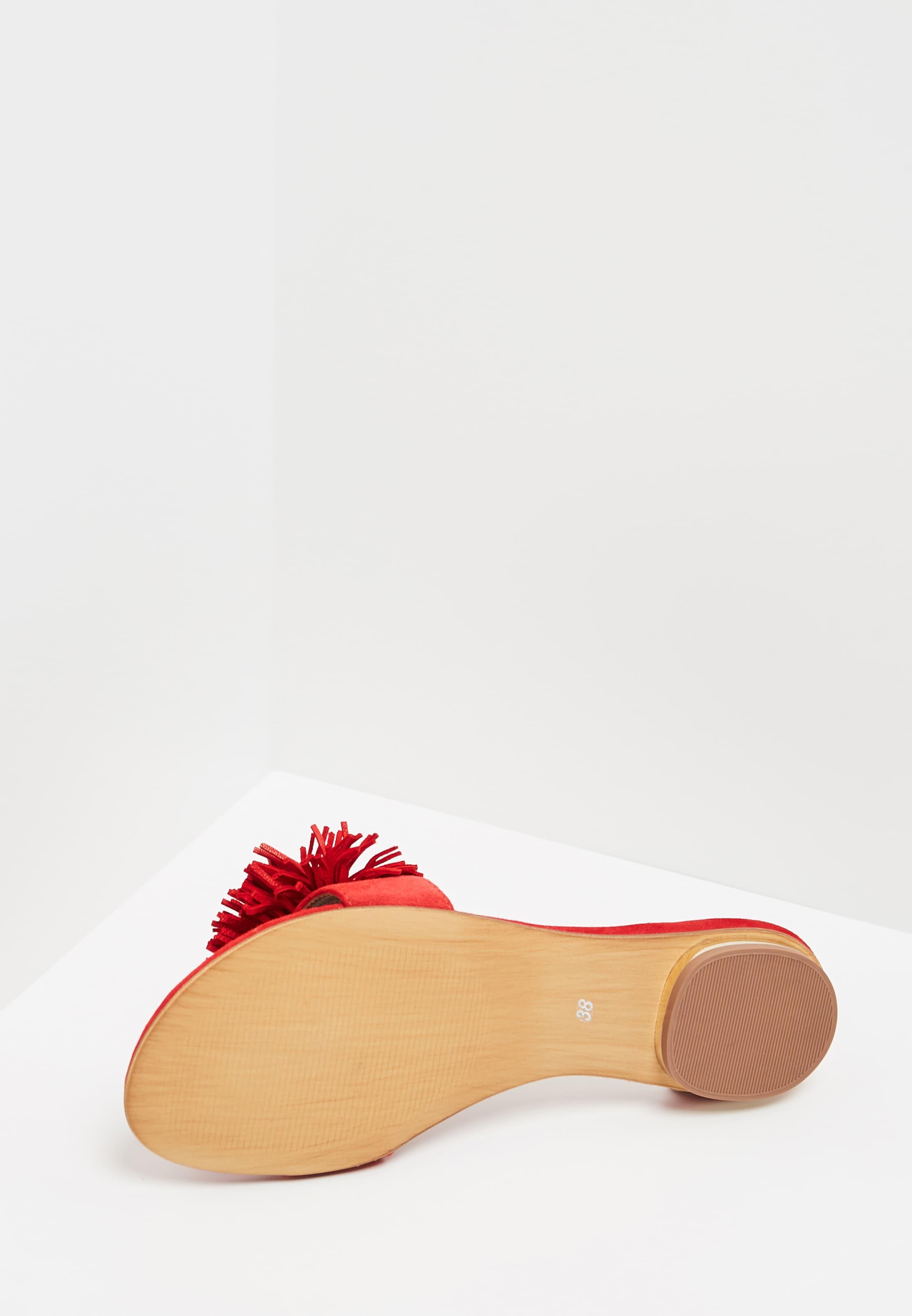 Izia Rot Rot Sandale Izia Sandale In Izia In n0OPkw