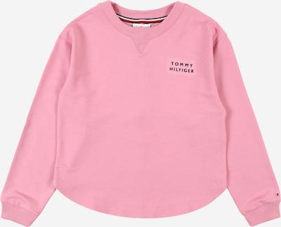 TOMMY HILFIGER Sweatshirt in navy / pink, Produktansicht