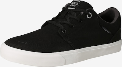 JACK & JONES Sneaker 'Barton' in anthrazit / weiß, Produktansicht