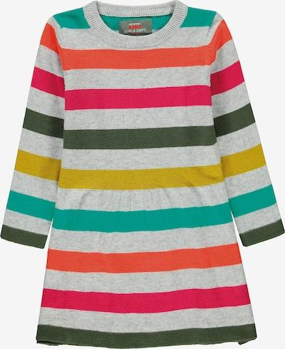KANZ Kleid in hellgrau / mischfarben, Produktansicht