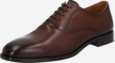 BOSS Chaussure à lacets 'Lisbon' en marron, Vue avec produit