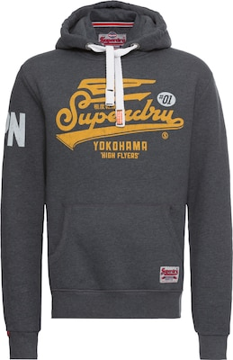 Superdry Hoodie 'HIGH FLYERS DUO HOOD'