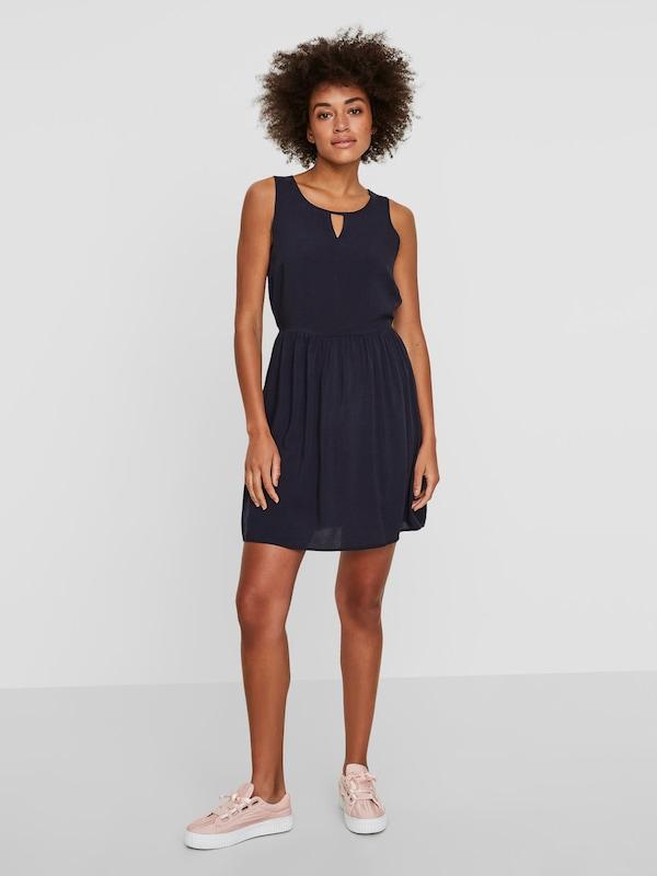 VERO MODA Feminines Kleid ohne Ärmel