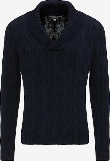 DREIMASTER Pullover 'Maritim' in blau / marine, Produktansicht