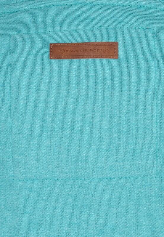 naketano Zipped Jacket 'Der letzte seiner Art'