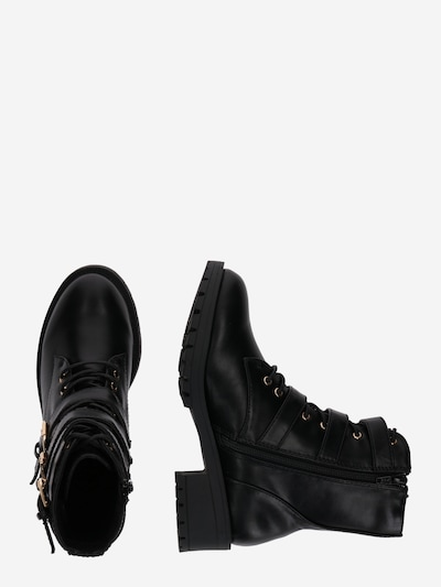 Suvarstomieji kulkšnis dengiantys batai 'BIACLAIRE' iš Bianco , spalva - juoda: Vaizdas iš šono
