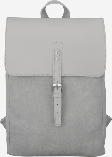 Expatrié Backpack 'Anouk' in grey, Item view