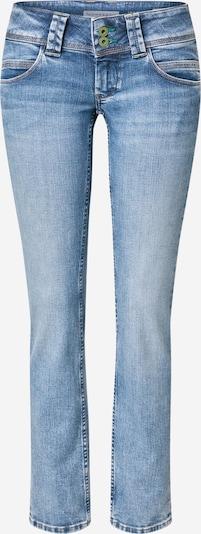 Pepe Jeans Jean 'Venus' en bleu denim, Vue avec produit