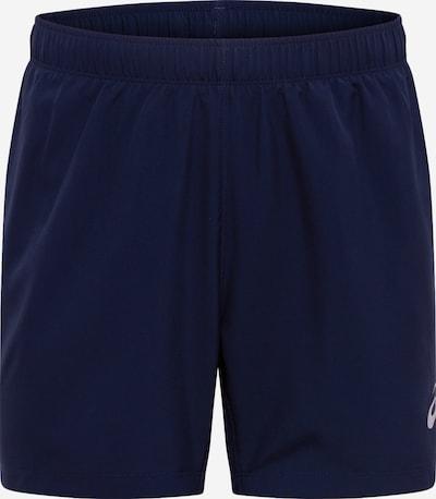 ASICS Športne hlače 'SILVER 5IN SHORT' | mornarska barva, Prikaz izdelka