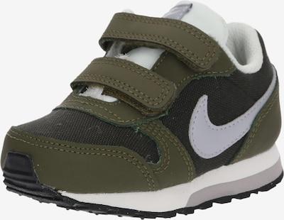 Nike Sportswear Sneaker 'MD Runner 2 (TD)' in grau / oliv / schwarz, Produktansicht
