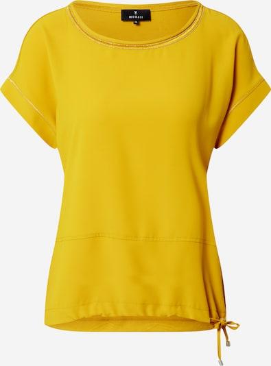 monari Chemisier en jaune, Vue avec produit