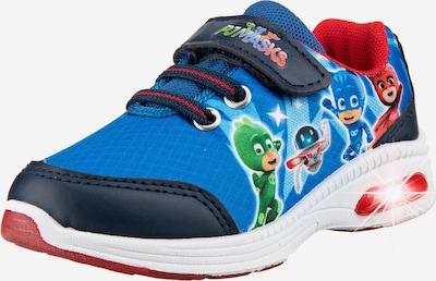 PJ Masks Sneaker in blau / mischfarben / rot, Produktansicht