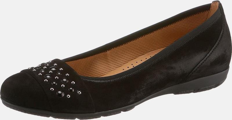 GABOR Ballerina Verschleißfeste billige Schuhe Hohe Hohe Schuhe Qualität b07ff4